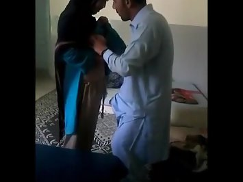 Young Desi Pathan Couple Homemade Fucking Scandal