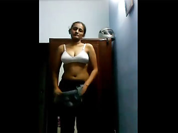 Watch Usha Bhabhi Gorgeous Indian Amateur Stripping
