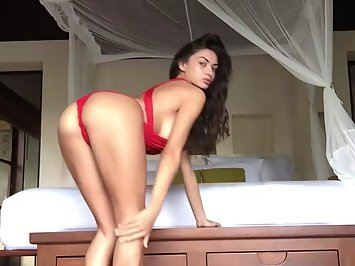 Samita Patel Sensational Desi Babe Masturbation