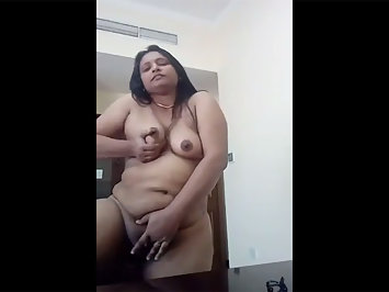 Super Hot Delicious Indian Horny Babe Fingering Pussy